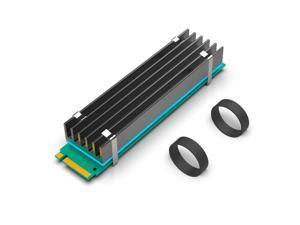 GLOTRENDS 22110 NVMe Heatsink M.2 Heatsink SSD Heatsink for 22110 M.2 SSD