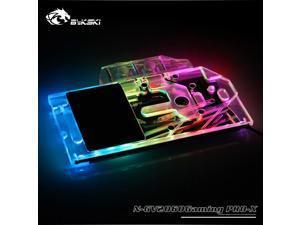 Bykski GPU N-GV2060GamingPRO-X Full Cover graphics card water block