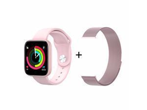 T85 Smart Watch Men Women IP67 Waterproof Heart Rate Monitor Fitness Tracker blood Pressure Smartwatch PK T80 B57 P68