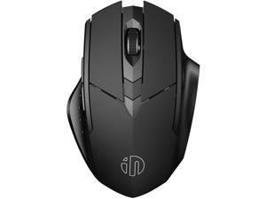 Bluetooth Mouse Wireless 2.4GHz Ergonomic Mice Mouse 4000DPI USB Receiver Optical Computer Gaming Mouse for Laptop PC