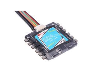 Sunrise Cicada 35Ax4 35A Beheli_S BB2 2-4S 4 in 1 ESC Support Oneshot42 Multishot Dshot for RC Drone