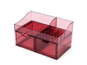 Acrylic Cosmetic Transparent Storage Box All In One-#06