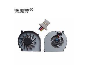 DFB451005M20T F687-CW SPS-438528-001 AT010000200 KSB0505HA ZB0506AUV1-6A New Laptop CPU Cooling Fan Replacement for HP Compaq 500 510 520 530 Presario A900 C700 P//N