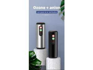 Car Air Freshener Purifier Deep Space Ozone Difec Air Cleaner Diffuser New ozone disinfection locomotive travel small portable car sterilization air sterilizer Auto Vent Cleaner