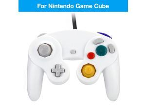 Wired NGC Controller Gamepad For  GameCube GC  Wii U Console White