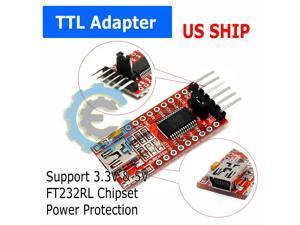 FT232RL 3.3V 5.5V FTDI USB to TTL Serial Adapter For Arduino Mini Port N137