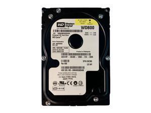 """Dell 9C395 80GB 7.2K 3.5"""" IDE Drive WD800BB-75JHA0"""