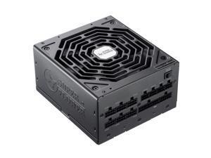Super Flower Leadex Platinum 850W 80+ Platinum, 10 Years Warranty, ECO Fanless & Silent Mode, Full Modular Power Supply, Dual Ball Bearing Fan, SF-850F14MP