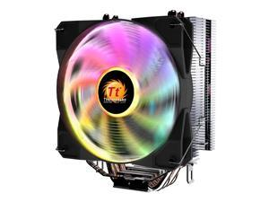 Thermaltake S400 (PWM Edition) RGB CPU Cooler Fan CPU Radiator Support AMD AM4 and Intel