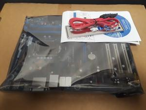 Intel DH87MC Bulk, LGA 1150 Intel H87, 4 X DDR3, HDMI USB 3.0 ATX ATX Intel Motherboard with accessories