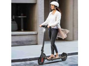 "MEGAWHEELS S5 Electric Scooter Commute to Work or Ride for Fun, 7500 mAh Long Range Battery, Up to 25 KM/H, 8.0"" Tires, Portable and Folding Commuter Electric Scooter for Adults"