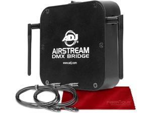 ADJ Products Airstream DMX Bridge with Accessory Bundle