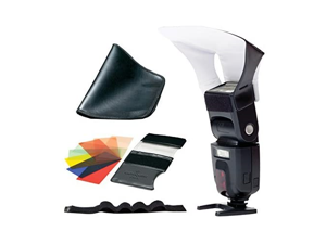 LumiQuest LQ-140 Photography Starter Kit (Black)