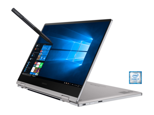 "Samsung Notebook 9 Pro 2-in-1 Business Laptop, 13.3"" FHD Touchscreen, 8th Gen Intel Core i7-8565U, 16GB RAM 1TB SSD, Thunderbolt3 Windows 10 Home, Samsung Active Pen"