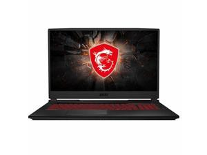 "MSI GL75 Leopard Gaming Laptop 17.3"" FHD IPS Display 144Hz 100% sRGB 3ms 10th Gen Intel 6-Core i7-10750H GTX 1660Ti 6GB 16GB DDR4 256GB PCIe SSD 1TB HDD Backlit Webcam Win 10"