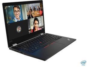 "Lenovo ThinkPad L13 Yoga 2-in-1 Business Laptop, 13.3"" FHD IPS Touchscreen, 10th Gen Intel 4-Core i5-10210U, 8GB DDR4 256GB PCIe SSD, Backlit FP Pen Win 10"