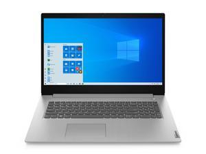 "Lenovo Ideapad 3 17 Laptop Computer 17.3"" HD+ Anti-Glare Display 10th Gen Intel Quad-Core i5-1035G1 20GB DDR4 1TB SSD Intel UHD Graphics 720p Webcam Dolby Audio HDMI WIFI Win 10"