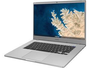 "Samsung Chromebook 4+ 15 Laptop Computer 15.6"" FHD 1080P WLED Display Intel Celeron Processor N4000 4GB RAM 32GB eMMC 256GB SD Card USB-C Bluetooth Webcam Chrome OS"