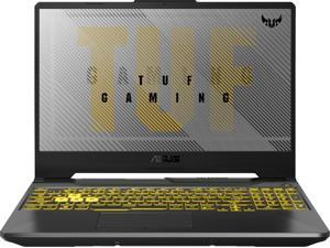 """ASUS TUF Gaming A15 Gaming Laptop 15.6"""" FHD AMD Octa-Core Ryzen 7 4800H 32GB DDR4 512GB SSD + 1TB HDD GeForce RTX 2060 6GB Backlit Keyboard USB-C HDMI Wifi5 DTSX Up to 6 hours battery life Win10"""