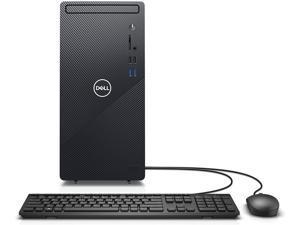 Dell Inspiron 3880 Desktop Computer 10th Gen Intel Quad-Core i3-10100 (Beats i5-8400) 16GB DDR4 512GB SSD 1TB HDD NO-DVD Intel UHD Graphics 630 Keyboard Mouse Win 10