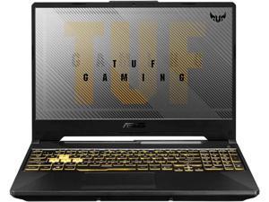 """Asus TUF A15 Gaming Laptop 15.6"""" FHD 144Hz AMD Octa-Core Ryzen 7 4800H 32GB DDR4 1TB SSD 1TB HDD GTX 1660 Ti 6GB RGB Backlit DTS Webcam Win 10"""