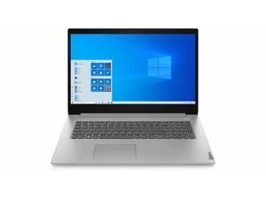 "Lenovo IdeaPad 3 Business Laptop 17.3"" HD+ Display AMD 6-Core Ryzen 5 4500U 8GB DDR4 256GB SSD AMD Radeon Graphics Fingerprint Reader Wifi5 Dolby Up To 13 Hours Of Battery Life Win10"
