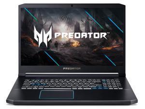 "Acer Predator Helios 300 Gaming Laptop 17.3""FHD 144Hz IPS Display 10th Gen Intel Core i7-10750H 16GB DDR4 512GB SSD NVIDIA GeForce RTX 2060 6GB RGB Backlight Keyboard USB-C WiFi6 Win10 Black"