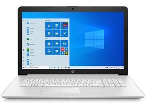"HP 17 Laptop Computer 17.3"" HD+ 60% NTSC Display 11th Gen Intel Quad-Core i5-1135G7 32GB RAM 1TB SSD Intel Iris Xe Graphic Backlit Keyboard DVD-RW HD Webcam Card Reader Win10 Silver"