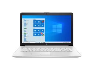 "HP 17 Laptop 17.3"" FHD IPS Anti-Glare 11th Gen Intel Quad-Core i5-1135G7 16GB DDR4 512GB SSD Intel Iris Xe Graphics DVD-RW HDMI WiFi5 Bluetooth4.2 Win10 Silver"