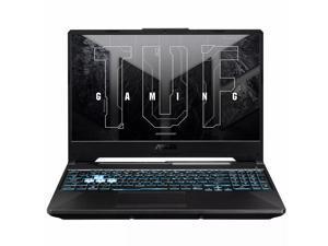 "ASUS TUF A15 15 Gaming Laptop 15.6"" FHD IPS 144Hz Display AMD 6-Core Ryzen 5 5600H 32GB RAM 1TB SSD GeForce RTX 3050Ti 4GB RGB Backlit Keyboard USB-C HDMI HD Webcam Wifi 6 Bluetooth 5.2 Win10 Black"