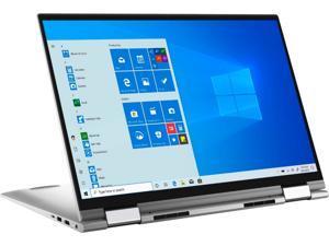 "Dell Inspiron 17 7000 7706 2-in-1 Laptop 17.3"" QHD+ IPS Touchscreen 11th Gen Intel 4-Core i7-1165G7 16GB RAM 1TB SSD Geforce MX350 2GB Thunderbolt 4 Fingerprint Backlit KB MaxxAudio Pro Win10 Silver"