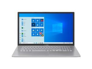 "ASUS Vivobook 17 Business Laptop 17.3"" HD+ Display 10th Gen Intel Quad-Core i7-1065G7 16GB DDR4 1TB SSD Intel Iris Plus Graphics USB-C HDMI WiFi5 Bluetooth4.2 Win10 Silver"