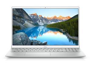 "Dell Inspiron 15 5000 5505 Laptop 15.6"" FHD WVA Display 11th Gen Intel Quad-Core i5-1135G7 8GB RAM 256GB SSD Intel Iris Xe Graphics Fingerprint Read Backlit Keyboard USB-C MaxxAudio Win10 Silver"