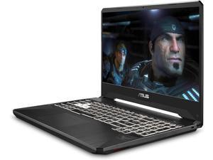 "Asus TUF FX505GT 15 Gaming Laptop 15.6"" FHD IPS 144Hz Display Intel Hexa-Core i7-9750H 16GB DDR4 512GB SSD GTX 1650 4GB Webcam DTS RGB Backlit WiFi HDMI Win 10"