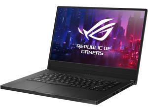 "Asus ROG Zephyrus 15 2021 Premium Gaming Laptop I 15.6"" FHD 144Hz IPS I AMD 4-Core Ryzen 7 3750H I 16GB DDR4 512GB SSD I GTX 1660 Ti MAX-Q 6GB Backlit KB Win 10"