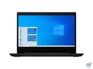 "Lenovo Ideapad 3 14 Laptop Computer 14"" HD Anti-Glare Display Intel Dual-Core Pentium Gold 6405U 4GB DDR4 128GB SSD WiFi HDMI Webcam Intel UHD Graphics Win 10"
