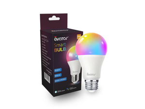 Avatar Controls Smart LED Light Bulb, Alexa Light Bulbs WiFi Dimmable Work with Google Home/Amazon Alexa RGBW Color Changing Lights, No Hub Required A19 E26 10W