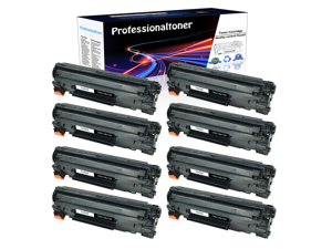 8PCS CE278A 78A Toner Cartridge for Hp LaserJet M1536dnf P1606 P1606DN Printer
