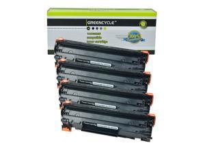 4PK CF279A 79A Toner Cartridge Compatible For HP LaserJet Pro M12a MFP M26nw