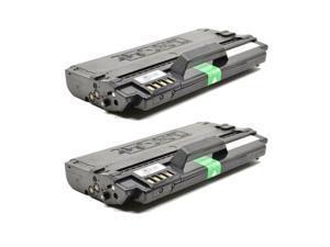2 Pack ML1630 ML-D1630A Laser Toner Cartridge For Samsung ML-1630 SCX-4500