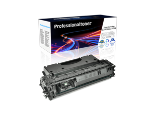 1PK CE505X 05X Black Toner Cartridge HY Compatible For HP LaserJet P2050 P2055