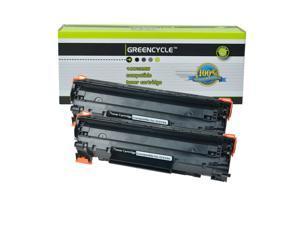 2PK CF279A 79A Toner Cartridge Compatible For HP LaserJet Pro M12a MFP M26nw