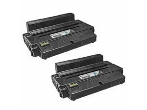 2pk MLT-D205L MLTD205L HY Black Printer Toner Cartridge for Samsung ML-3312ND