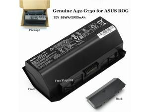 OEM Original ASUS A42-G750 Battery for ASUS ROG G750 G750J G750JM G750JW G750JX