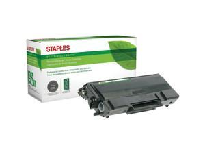 Staples Laser Toner Cartridge Brother TN650 (TN-650) Black High Yield