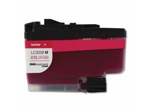 Brother LC3039M INKvestment Ultra High-Yield Ink, 5000 Page-Yield, Magenta