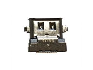 DC IN Power JACK FOR LENOVO Flex-14IML Type C USB Charging Port Connector Socket