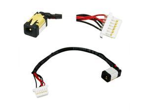 DC POWER JACK CABLE FOR SAMSUNG Ativ Book 9 Lite NP915S3G SERIES NP915S3G-K03US