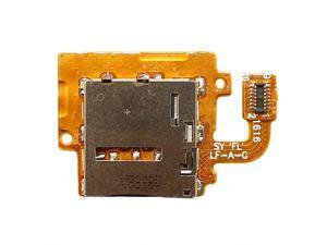 "New for Galaxy Tab A 10.1"" T580 T585 T587 Sim Card Reader Flex Cable Fix Parts"