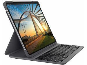 iPad Pro 4th Generation Logitech Slim Folio Pro Case Backlit Bluetooth Keyboard